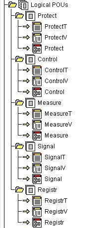 CAP 505 program units