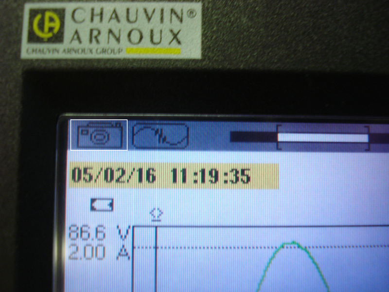 Chauvin Arnoux 8335